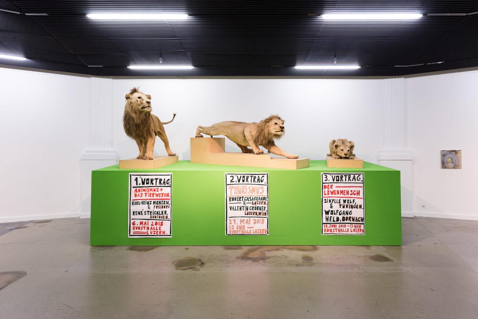 Erstes L21-Löwensymposium